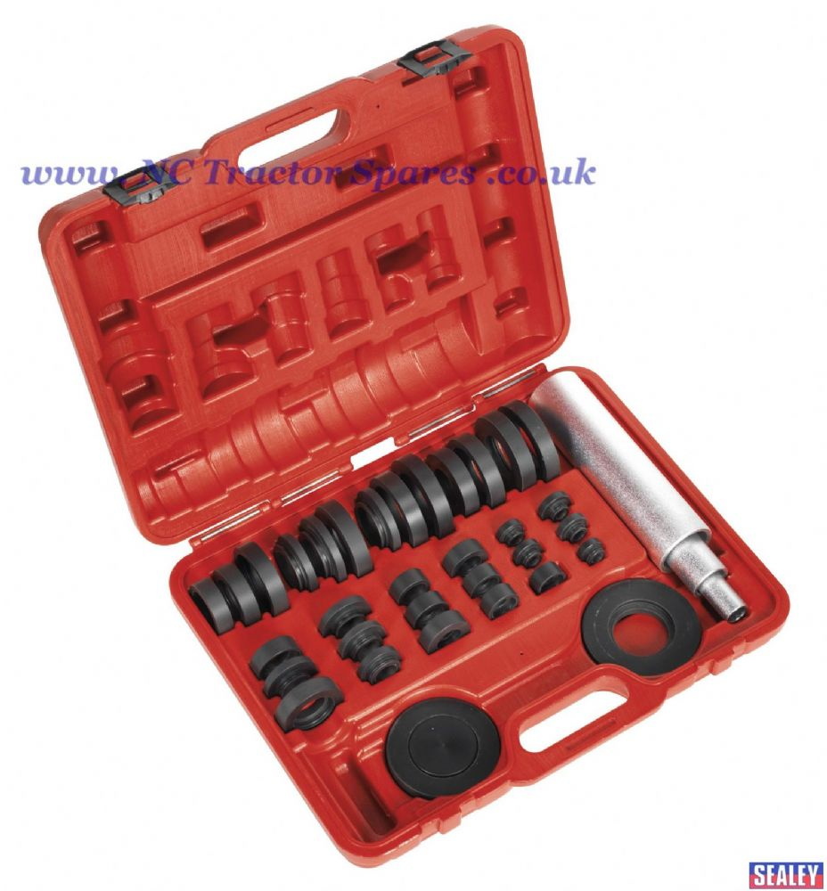 Bearing & Seal Installation Kit 37pc